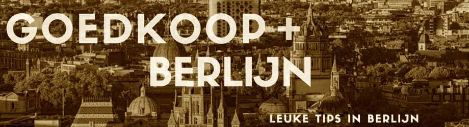 Goedkoop Berlijn